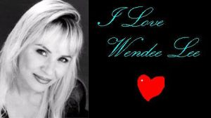 I Love Wendee Lee by CrazyDave55811