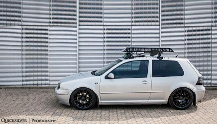 MK4 roof rack by QuicksilverFX