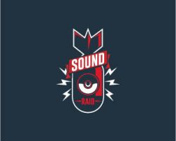Sound-Raid-Logo by whitefoxdesigns