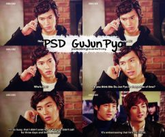 PSD Gu Jun Pyo by blingblingcore