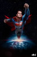 Superman by GOXIII