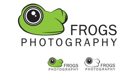 Frogs Photography Logo by justinkwagoner