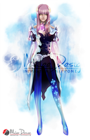 Aion Commission : HayGurlHay by Milee-Design