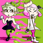 pearl and marie(na) by MysticLu
