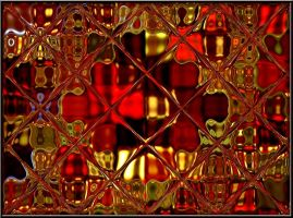 Reflections Abstract by heyday93