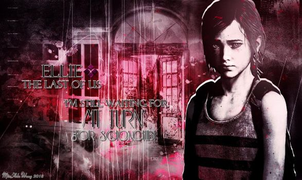 Ellie Wallpaper - For Ketti by MissAdaWong
