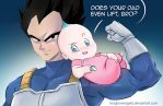 O Yea? Bet My Dad's Cooler Than Your Dad... by longlovevegeta