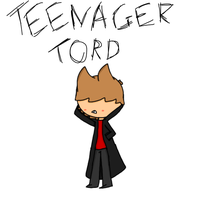 TEENAGER TORD by EddisAWESOME