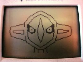 Deoxys hacked my Calculator