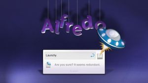 Alfredo for Launchy by artblanc
