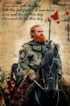 Tormund: Battle of the Bastards by ElenaTria