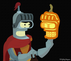 Return Of The Pumpkin King by TheFightingMongooses