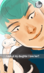 [SoS] Proud Dad by HoiKoi
