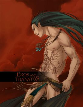 Eros and Thanatos preview 4 by Orpheelin
