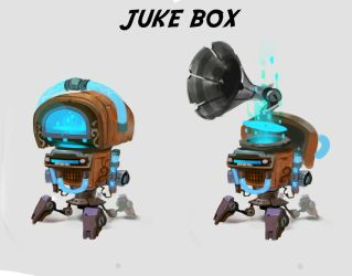 Wildstar Jukebox by Beezul