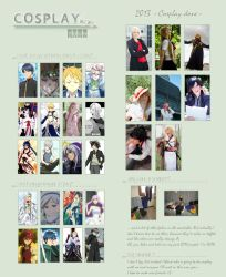 Cosplay Meme 2014 by aiko-713
