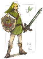 Link and Navi by airbax