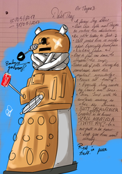 One Thyme and Cola please! ((Dr. Who/Cult of No)) by FabulousandDumbness1