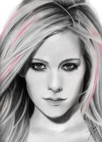 Avril Lavigne by DancesWithWacom