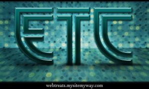 Text Effect by WebTreatsETC