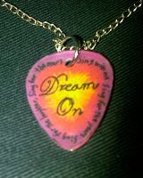 Dream on Pendant by cici1000