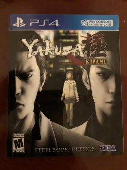 Yakuza Kiwami - Yakuza 1 Reborn on PS4 by DestinyDecade