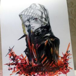 kaneki by cannan90