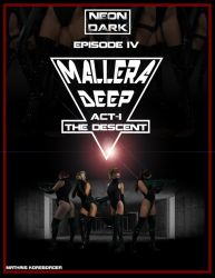 EPISODE IV- MALLERA DEEP- ACT IV by Blacklaceinc