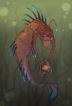MerMay Angler by doingwell