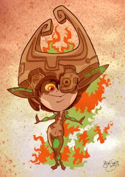 Midna by Themrock