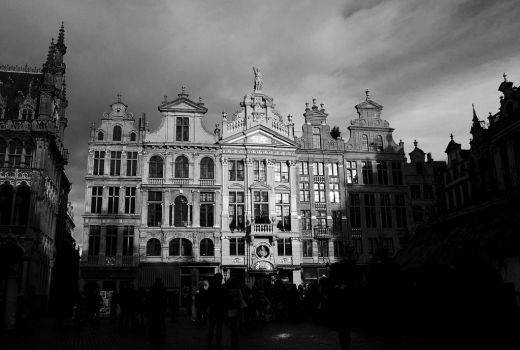 Brussels by gbosquesi