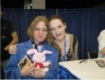 Caitlin Glass and I ACen 2009 by Pau--chan