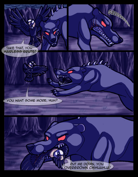 SpiritBird Prologue Pg. 2 REDO by therougecat