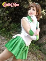 Sailor Jupiter 1.0 - 1 by Kartoffen