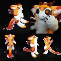 Commission: Cricket Doll by SPoppet