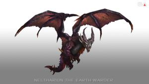 Neltharion The Earth-Warder by Vaanel