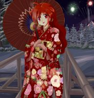 Lina's Year of the Dragon by wbd