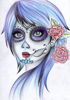 Day Of The Dead by Keuker