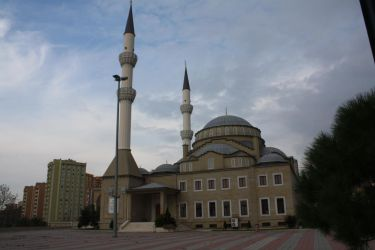 Haci Omer Mosque by crazytux