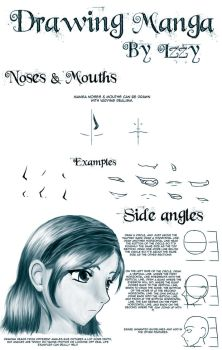 Tutorials - Noses+Mouths by Scythe-Sugar-Static