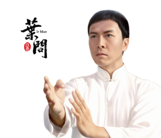 Yip Man by chuanerya