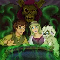 The Black Cauldron by KileyBeecher