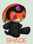 Plushie Collection: Shade by Omnicenos