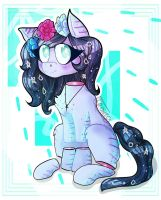 Commission for iiCrazy Cosmoii by Ironic-Melon