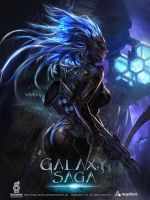 Galaxy saga by boosoohoo