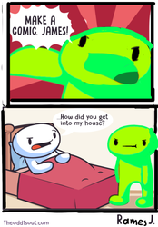 Make A Comic! by thisextra4sdown