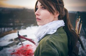 Rise of the Tomb Raider Cosplay by LauraCraftCosplay