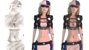 2525: Desert Ren Experiment by Shadow-Corp