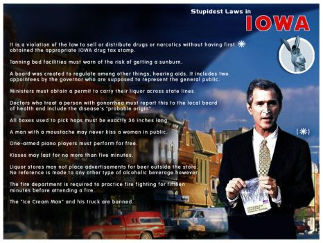 Stupidest Laws 5 by asgaron