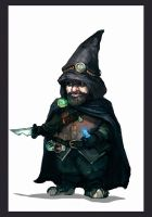 Gnome Thief by CeruleanRaven
